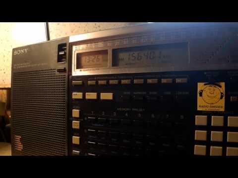 22 10 2015 Radio Free North Korea in Korean to NEAs, defective tx 1325 on 15640 Dushanbe