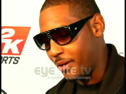 Carmelo Anthony Sneakers 2010. EyeBite TV Presents: Carmelo Anthony slams Kobe Bryant#39;s video game skills