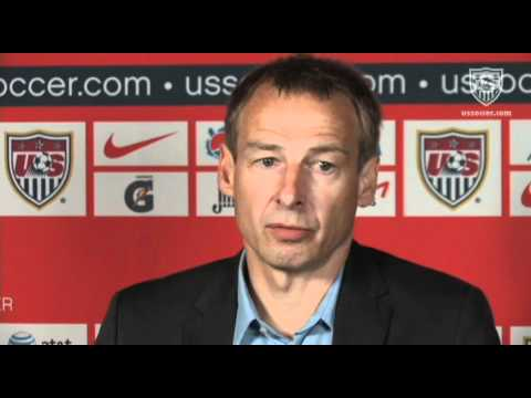1-on-1 Interview with Jurgen Klinsmann