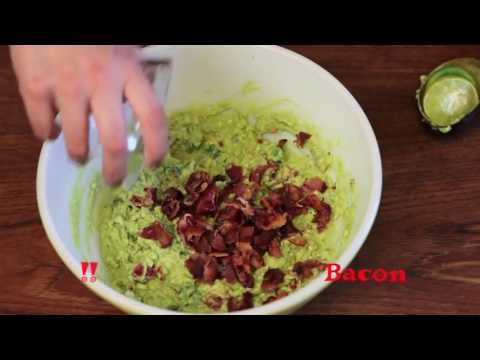 How to Make Bacon Guacamole | Babble | Viva Food