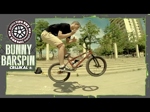 COMO HACER BUNNY BARSPIN (HOW TO BUNNY BARSPIN)