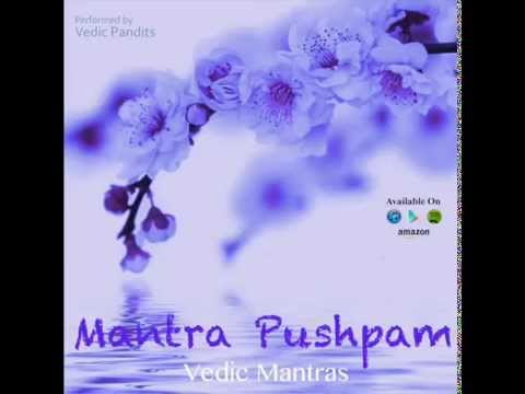 Mrit Sanjeevan Stotram - Mantra Pushpam (sanskrit) video