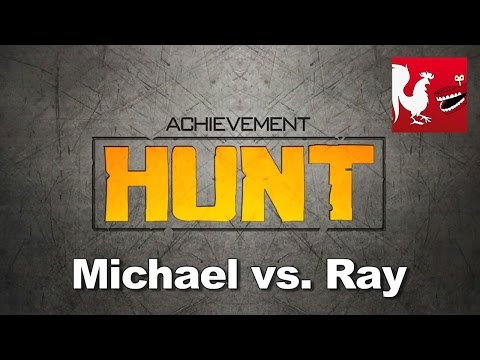 Achievement HUNT #38 - Michael vs. Ray
