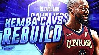 LEBRON STAYS? KEMBA WALKER CAVS REBUILD! NBA 2K18