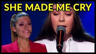 "Top 7 Acts ""JUDGES START TO CRY"" STRONG MOMENTS on GOT TALENT WORLD!"