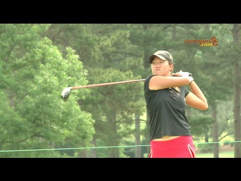 Women's Golf NCAA Day 2 Recap (1st place through day 2)