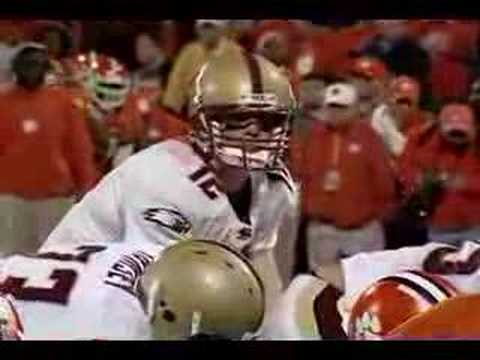 BC - Clemson Highlights 2007