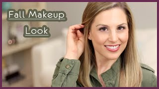 Fall (Thanksgiving) Makeup Tutorial