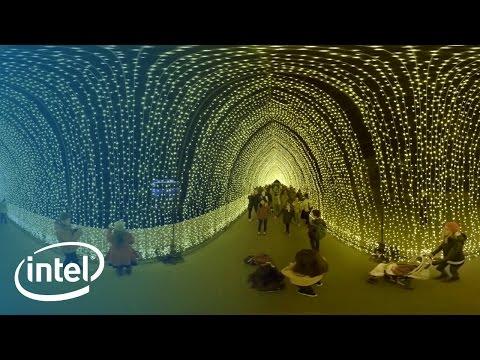 Experience Vivid Sydney: Week 1 (360 video)   Intel