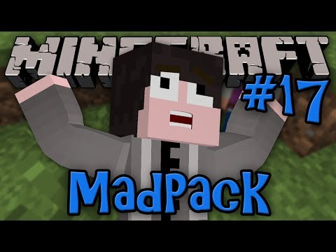 Minecraft: MadPack Modded Survival - Episode 17 - MY DAUGHTER CAN TALK