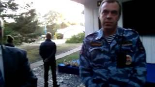 Корпоратив ВТБ в Серебряном  бору 29 08 14