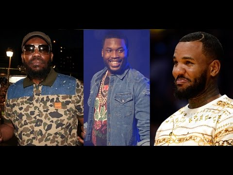 Audio Leaks of Beanie Sigel telling Game 'I Dont Care about Meek. I aint Making no Paper with MEEK'
