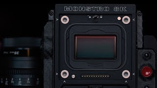 MONSTRO 8K VV | Official Introduction | Shot on RED