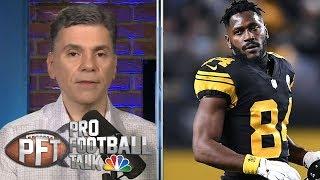 Offseason examination: Can Pittsburgh overcome losing Brown? | Pro Football Talk | NBC Sports