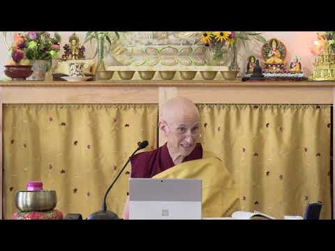 14 Engaging in the Bodhisattva's Deeds: Freeing Ourselves from Negativity 08-27-20