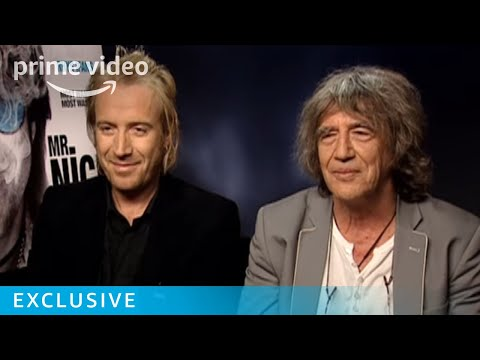 Mr Nice's Rhys Ifans & Howard Marks Delve into the World of Drugs