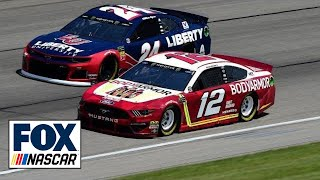 "Radioactive: Chicagoland Speedway - ""Dumba** in the No. 20"" 
