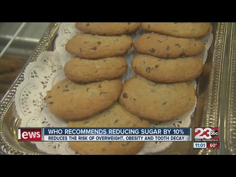 Local dietitian weighs in on new sugar intake reduction recommendation