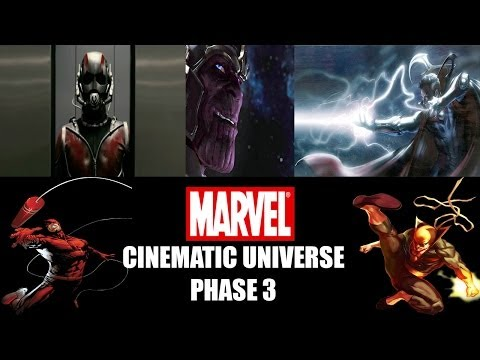 Marvel Cinematic Universe: Phase 3