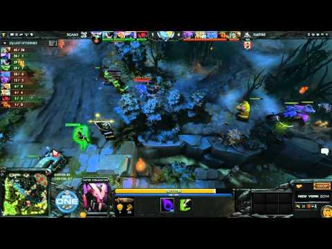 xGame vs Empire Game 1 - ESL One New York EU Qualifier - @DotACapitalist & @NahazDota