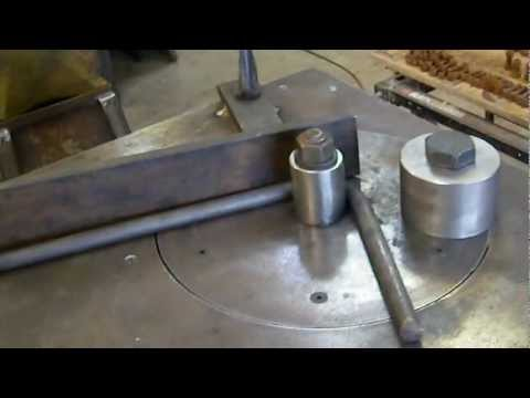 sjwyaw Home Made Metal Bender