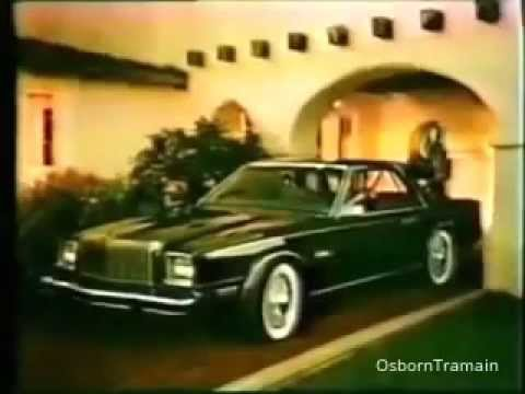 1980 Chrysler Cordoba Commercial - Better Quality Version