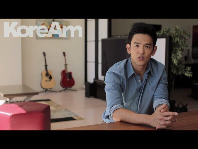 John Cho: KoreAm Journal 2014 Cover Shoot