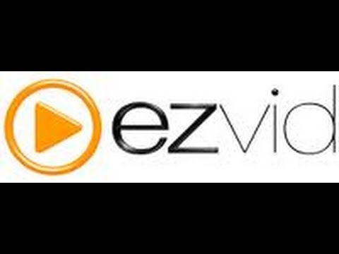 How To Manipulate Ezvid: An Easy Way Of Recording Game Audio And Video! video