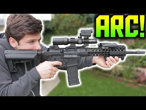 Lancer Tactical Advanced Recon Carbine (ARC) Review & Shooting Test!