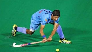 Indain Hockey Player Rupinder Pal Singh Biography in short and Rare Pos
