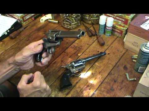 Colt .45 SAA Basics ( 1st & 2nd Generation) Video