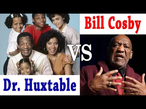 Bill Cosby vs Dr. Huxtable ~ Perception and Reality