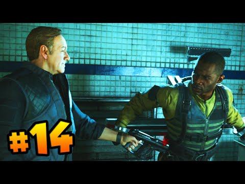 Call of Duty ADVANCED WARFARE Walkthrough (Part 14) - Campaign Mission 14