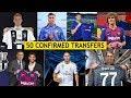 TOP 50 CONFIRMED SUMMER TRANSFERS 2019 ft. Griezmann, Hazard, Neymar |HD