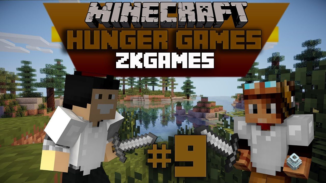 [Minecraft] Hunger Games Ep.9 Poséidon Avec Furious-Jumper !