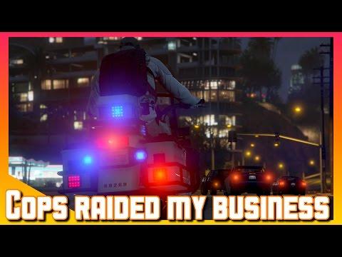 Drug Raid   Trolling   GTA V online Gameplay (PS4)