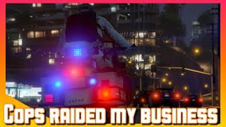 Drug Raid | Trolling | GTA V online Gameplay (PS4)