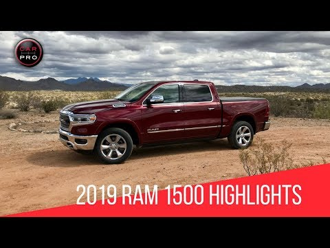 All-New 2019 Ram 1500 Interview with Brad Pinter, Head of Ram 1500