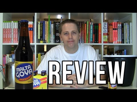 Malta Goya Review (Soda Tasting #188)