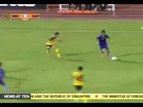 Brunei U21 Vs Cambodia U21 HBT 2014