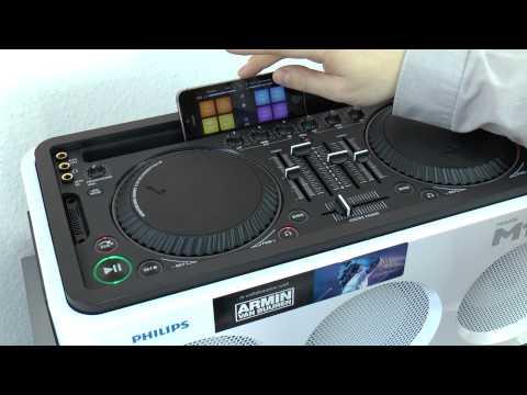 Ausprobiert: Philips M1X-DJ (iPhone, iPad) - appgefahren.de