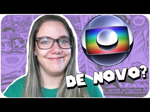 Malena Na Globo, De Novo? video