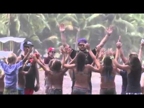 Volcom: VQS Howler Fish Surf Series Playa Jaco, Costa Rica