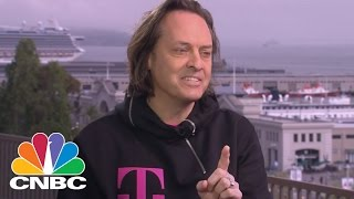 T-Mobile CEO John Legere: Shut Up And Listen! | Mad Money | CNBC