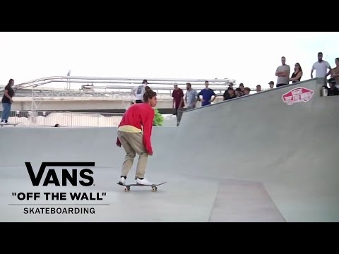 Boston Demo: Vans Skate Team