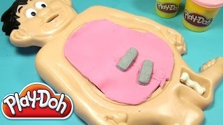 Play-Doh Operation Playset Playdough Operation Hasbro Toy