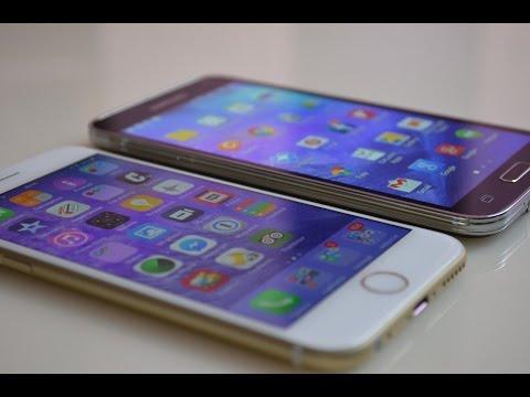 Apple iPhone 6 versus Galaxy S5. Il confronto di HDblog.it