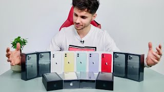 Mega iPhone 11, 11 Pro & 11 Pro Max Unboxing!