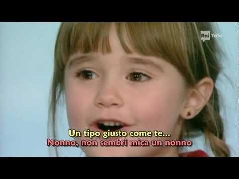 Nonno Superman Lo Zecchino dOro 1990 con sottotitoli