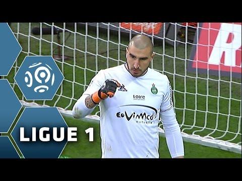 AS Saint-Etienne - EA Guingamp (3-0)  - Résumé - (ASSE - EAG) / 2015-16
